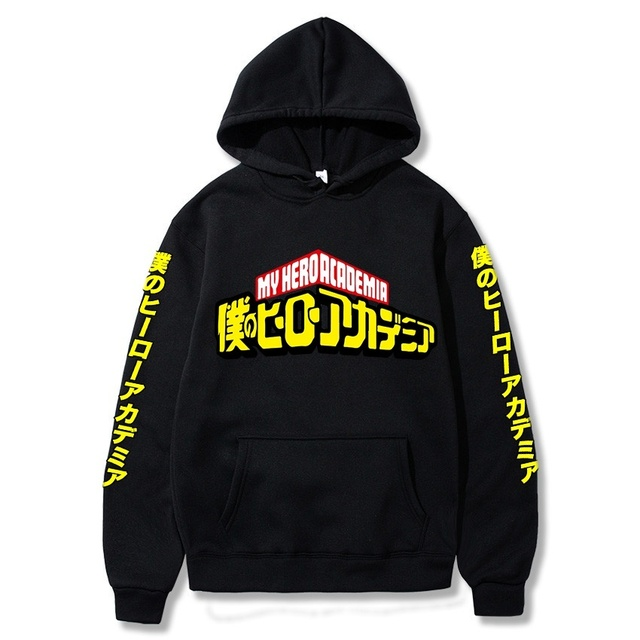 MY HERO ACADEMIA THEMED HOODIE (6 VARIAN)