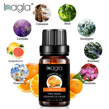 Inagla 10ml Pure Essential Oils for Aromatherapy Diffusers L