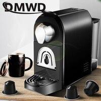 DMWD Italian Capsules Coffee Machine Cappuccino Commercial milk foam Bubble instant heating electric Espresso coffee maker 20bar|espresso coffee maker|electric espresso coffee makercoffee maker -