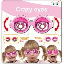 Новинка глазюками игрушка творческий Детская Вечеринка Смешные