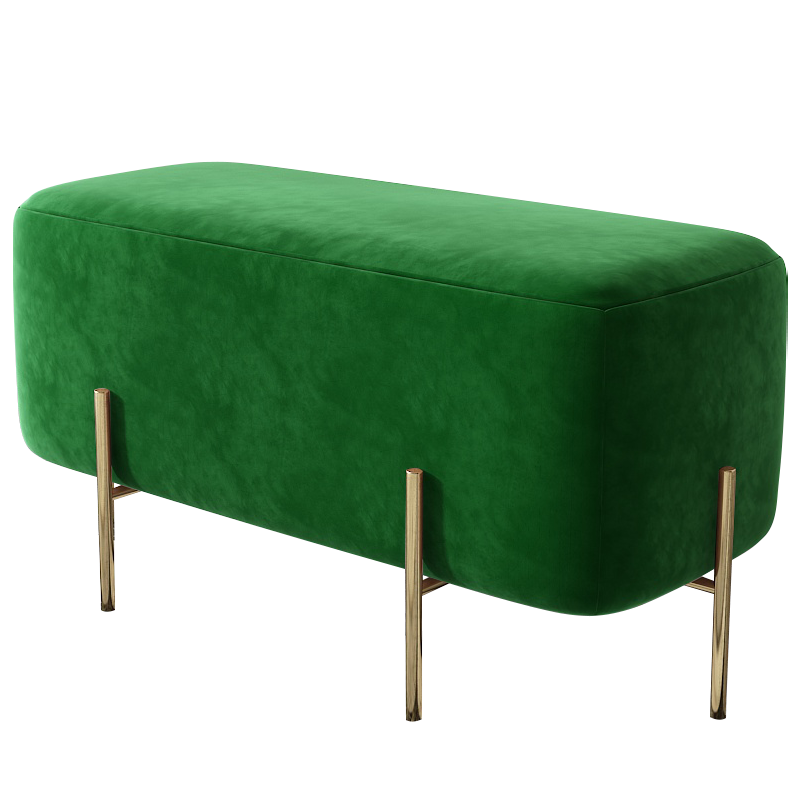 Shoe Stool At Home Entrance Living Room Bench   Cloak  Fabric Luxury Sofa