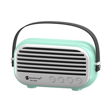 Wireless Bluetooth Speaker HiFi Super Bass HD Sound Outdoor Portable Stereo Subwoofer Handsfree Support TF FM AUX USB MP3 Player цена и фото