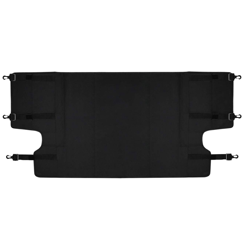 Rear Cargo Cover Shield Pad Rear Trunk Protector Shade Compatible For Jeep Wrangler Jk Jku Sports Sahara Freedom Unlimited 200