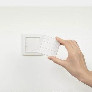 Image 5 - Internationale Versie Aqara Opple Draadloze Smart Switch Geen Bedrading Nodig Werk Met Smart Home App Apple Homekit Wandschakelaar
