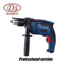 DS Professional Electric Drill  600w Impact Positive And Negative Function Light Hand Household Tool Set