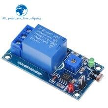 5 в 12 В светильник фотопереключатель сенсор переключатель LDR реле фоторезистора Модуль светильник обнаружения светочувствительный сенсор доска для Arduino