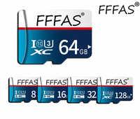 Regalo de adaptador de tarjeta de memoria flash 8GB 128GB tarjeta sd micro GB 16GB 32GB 64GB de memoria usb pen drive TF tarjeta para teléfono