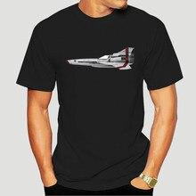 Battlestar galactica viper fighter sc fi masculino t Shirt-2719D