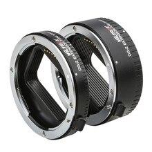 Viltrox телефон с автофокусом AF макро удлинительная трубка Адаптер диафрагмы для Nikon Z mount Z6 Z7 Z50