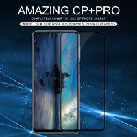 Tempered Glass Screen Protector for xiaomi redmi Note 9 Pro Max 9S 8T NILLKIN Amazing CP+Pro Anti Explosion Full Cover glass|Phone Screen Protectors| |  -