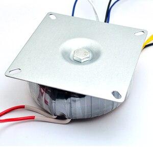 Image 5 - UNISIAN 200W AC220V/110V toroidal transformers Dual 28V Dual 12V single 12V Power Adapter DAC Preamp Amplifier Ring Transformer