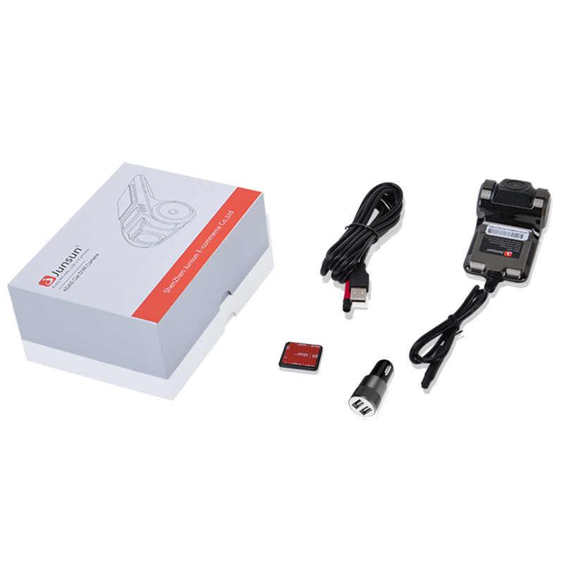 Pour lecteur multimédia Android Junsun avec voiture ADAS Dvr FHD 1080P ou 720P