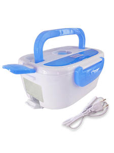 110v 220v Lunch Box Food Container Portable Electric Heating Food Warmer Heater Rice