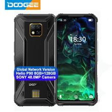 IP68/IP69K DOOGEE S95 Pro Helio P90 Octa Core 8GB 128GB Modular Rugged Mobile Ph