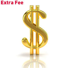 Add money here for Extra Shipping or other Extra Costs 10pcs