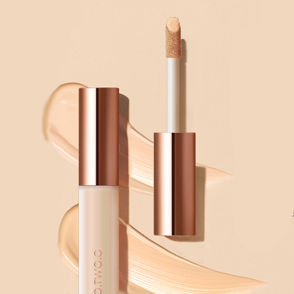 OTWOO 4 Colors Smooth Concealer Moisturizing Whitening Liquid Foundation Long Lasting Face Eyes Cosmetic Cream Maquiagem 2020