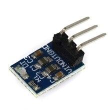 3 pés AMS1117-3.3 módulo de potência 3.3 v módulo de potência ldo 800ma