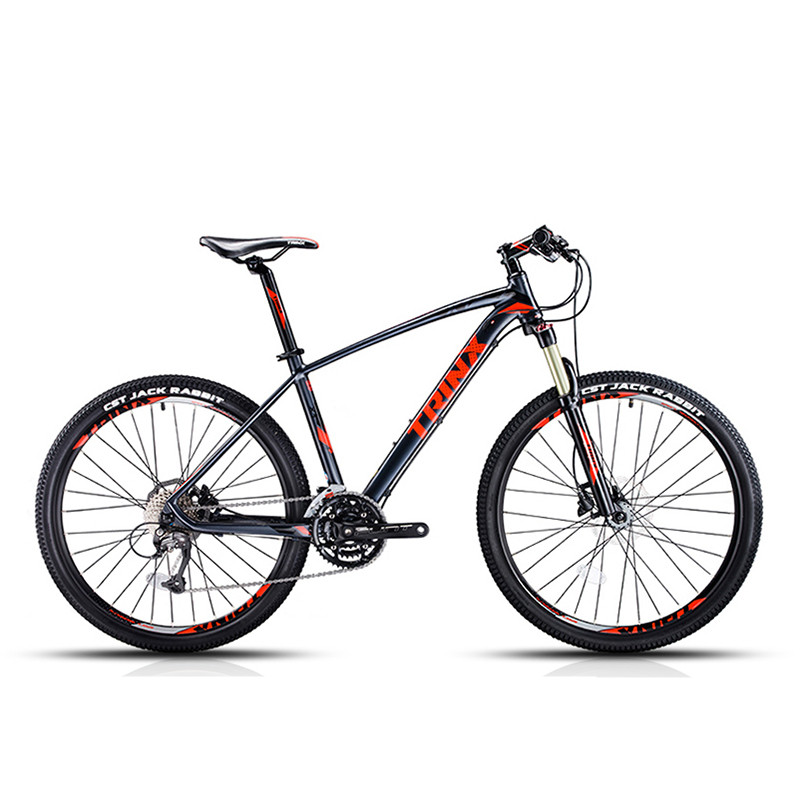 New Brand Mountain Bike 15/17 inch Aluminum Alloy Frame SHIMAN0 27 Speed M315 Hydraulic Disc Brake MTB Bicycle Outdoor Bicicleta|Bicycle| |  - title=