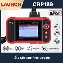 LANCIO CRP129 OBD2 Scanner Strumento di Diagnostica Auto ABS Airbag Scanner di Diagnostica Auto Autoscanner Freno SAS Olio di Reset