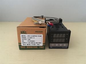 REX-C100 PID Digital Temperature Controller + K Type Probe Universal Input Relay/SSR Output REX-C100FK02-M*AN REX-C100FK02-V*AN