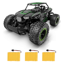 High Speed Off Road RC Truck 2.4Ghz Large Size Electronic Remote Racing Vehicle 1: 14 Scale Fast Truck Boy Aluminum Alloy Buggy high quality rc car 2 4g 1 12 scale racing cars supersonic monster truck off road vehicle buggy electronic toys for children boy