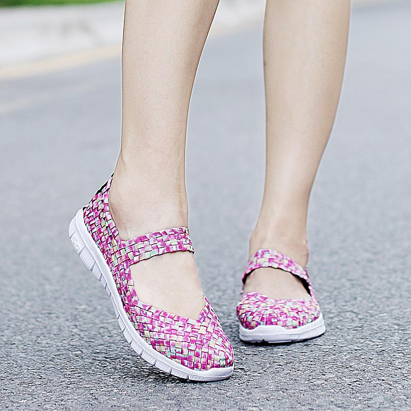 Light Weight Shoes Sport Women Footwear Female Sports Women Running Shoes Ladies Sneakers Women Athletic Shoes Summer Pink A-402