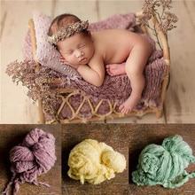 KLV детское одеяло в стиле ретро для новорожденных девочек и мальчиков реквизит для фотосессии коврик аксессуары для фотосессии