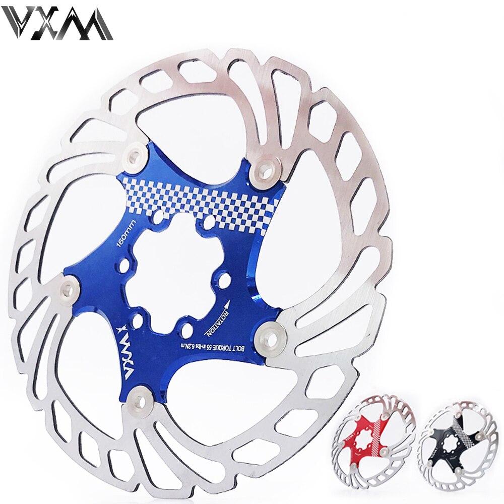VXM тормозные колодки дискового тормоза для 140/160/180/203 мм горный велосипед тормозные диски MTB охлаждения плавающий диск тормозной велосипедных аксессуаров поплавок тормозные колодки дискового тормоза|Велосипедный тормоз|   | АлиЭкспресс