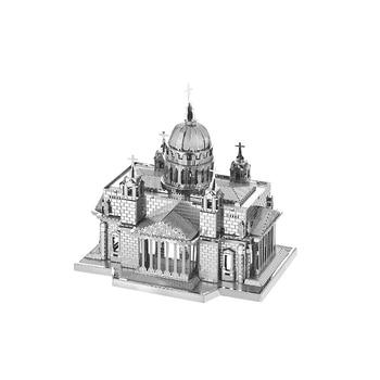 Architecture 3D Metal Puzzles World  29