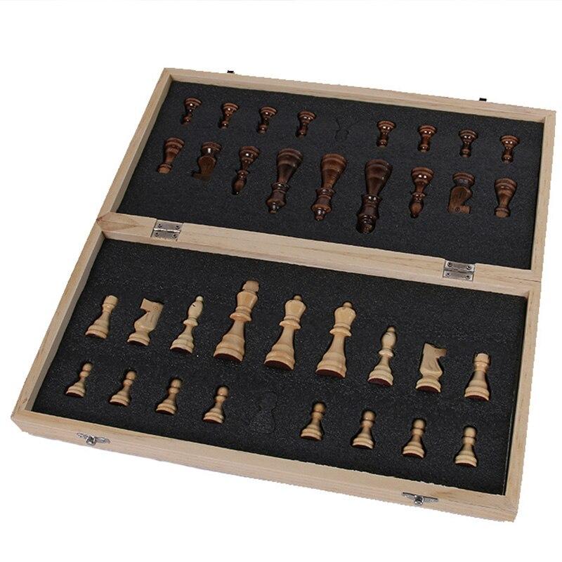 Jogo de tabuleiro de xadrez internacional de
