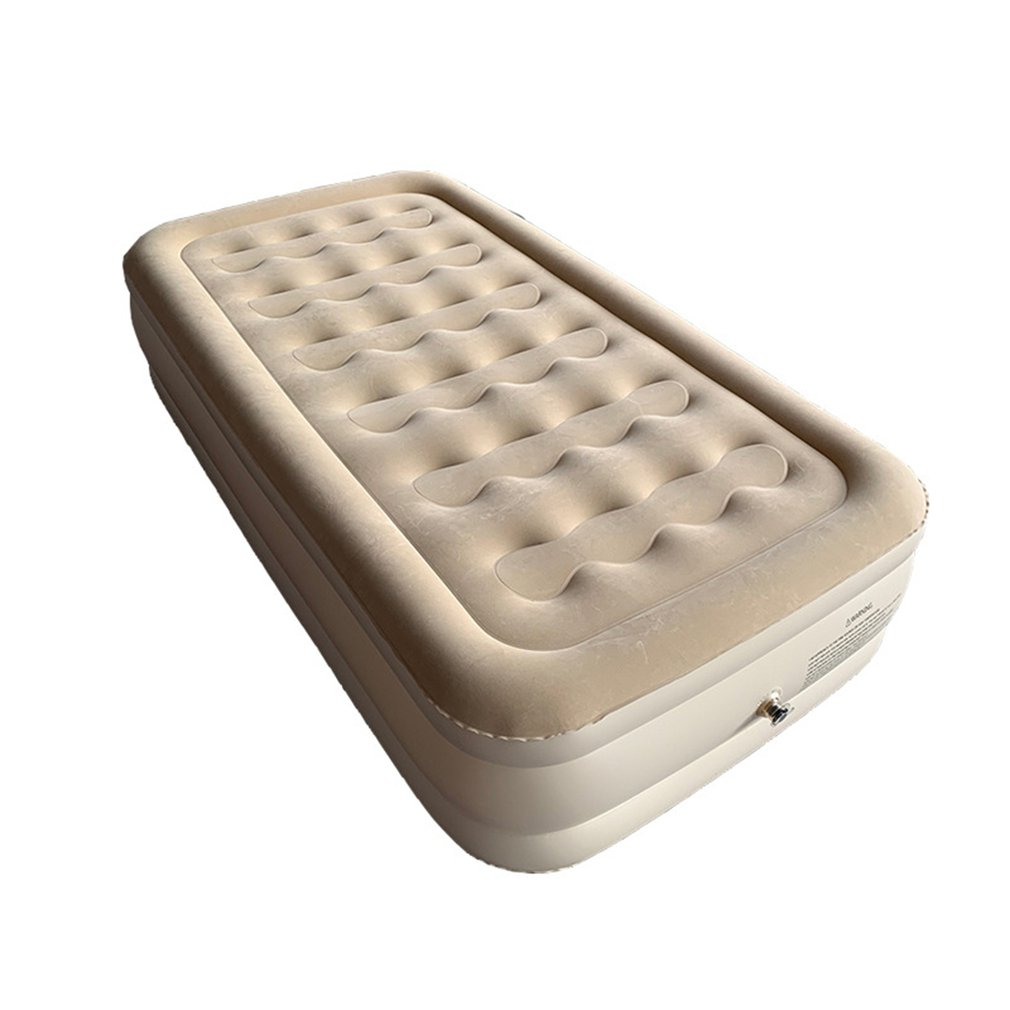 Inflatable Bed Air Bed Inflatable Mattress Single Household Double Thick External Air Pump Air Bed Mattress