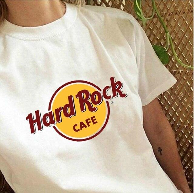 Hard Rock Cafe T Shirt Tees , Shirts & Tops Women color: A B
