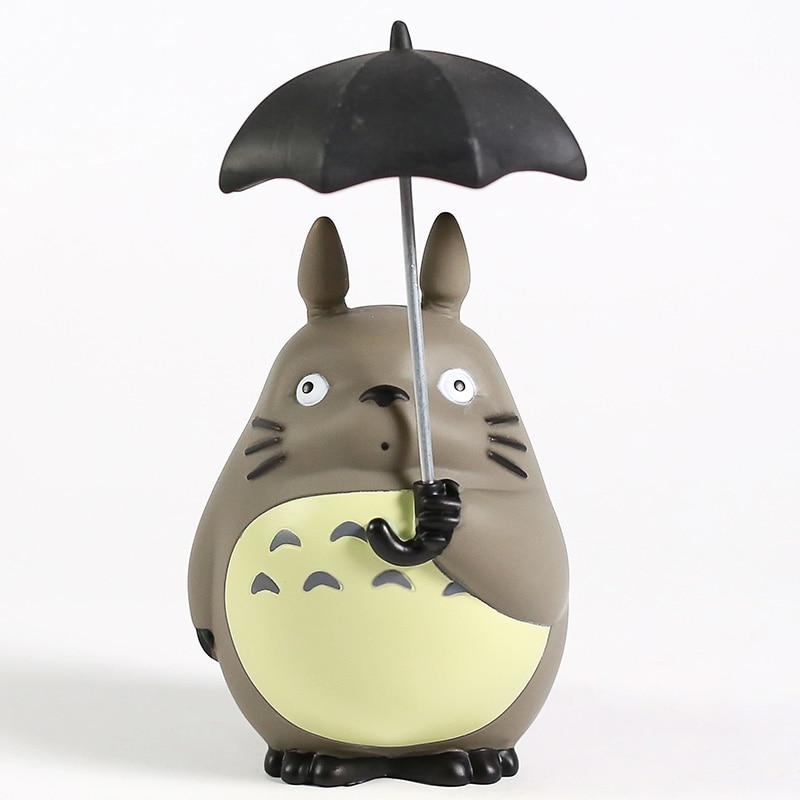 Hayao Miyazaki My Neighbor Totoro with Umbrella Action Figure 2