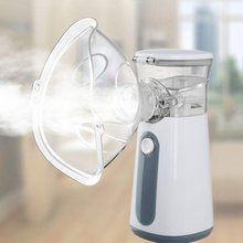 Handheld Mini Atomizer Rechargeable Household Phlegm And Cough Reduction Portable Moisturizing Humidifier Atomizer