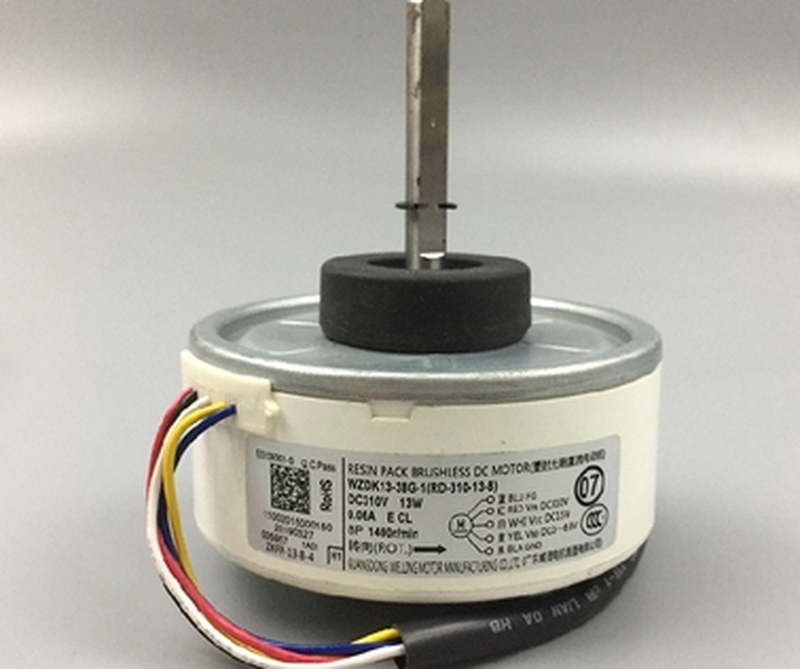 Free Shipping 100% New Good Working For Air Conditioner Motor WZDK20-38G WZDK20-38G-1 202400300017