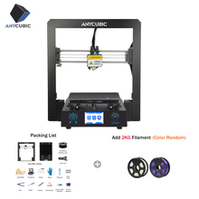 Cheap ANYCUBIC 3D Printer I3 Mega Industrial Lattice Platform All Metal Plus Size Impresora Desktop 3d DIY Kit imprimante