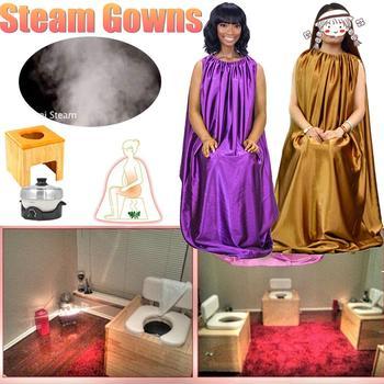 Yoni Steam Gowns Vaginal Detox Yoni Steam Herbs Dress V steam Vaginal Steaming Hip Bath Rope Detox Steam Gowns Functional Steam фото