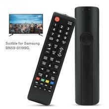 Controle remoto original de televisão, substituição para controle samsung BN59 01199G tv
