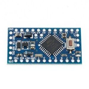 Image 3 - 무료 배송 100 개/몫 프로 미니 328 미니 3.3V/8M 5V/16M ATMEGA328 ATMEGA328P AU Arduino 용 3.3V/8MHz 5V/16MHZ