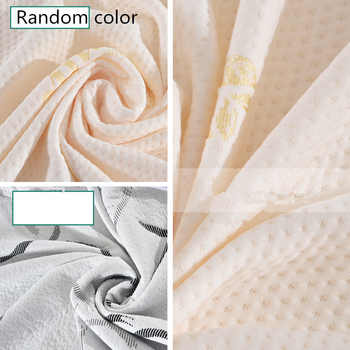 Thickness 7.5cm Latex Mattress Folding Mattress Memory Cotton For Queen/King /Twin/Full Size Bed Breathe Foam Tatami Mattress
