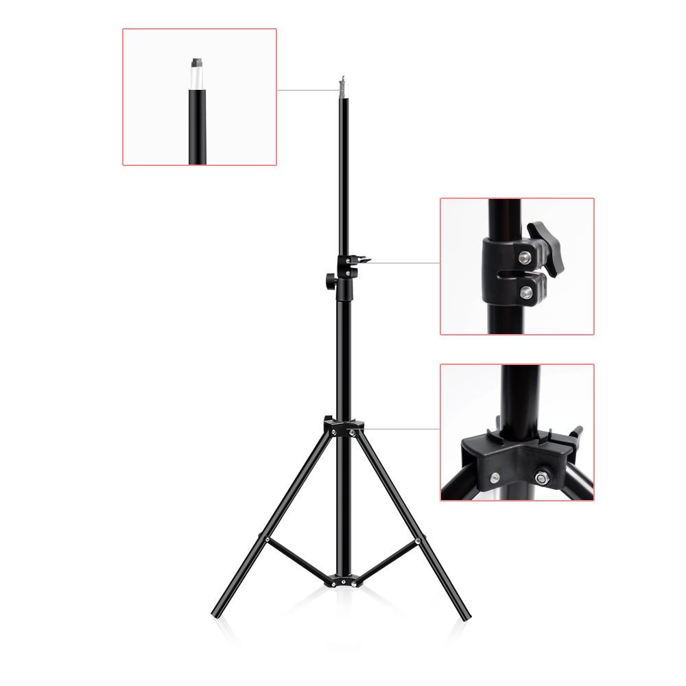 H45905518ffe642f49e444becb0548aaaH 10 Inch Rgb Video Light 16Colors Rgb Ring Lamp For Phone with Remote Camera Studio Large Light Led USB Ring 26cm for Youtuber