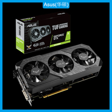 Asus TUF3-GTX1660-O6G-GAMING 26,4x13x5,5 cm Original Grafikkarte NVIDIA®GeForce GTX 1660 GDDR5 6GB DVI HDMI DP Video Karte