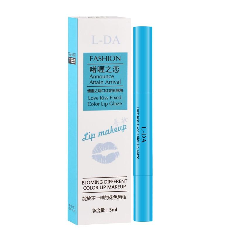 1 Pcs Lippenstift Fixiermittel Lippen Regenmantel Lip Farbe Schutz Anhaltende Feuchtigkeitsspendende Nicht Klebrig Wasserdichte Lippenstift Regenmantel TSLM1