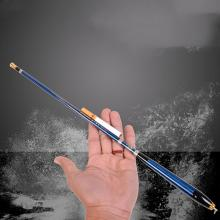 Outdoor Carbon Fiber Fishing Rod Ultralight Mini Portable