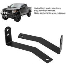 2 шт. 30 дюймов передняя решетка бампера светодиодный Монтажный кронштейн держатель подходит для Ford F150 09-14