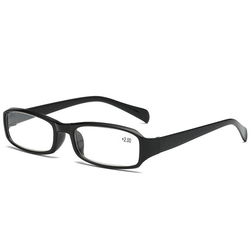New Reading Glasses Women Prescription Men Plastic TR90 Female Male Reader Presbyopic Glasses Eyewear Ultralight +1.0 To +4.0