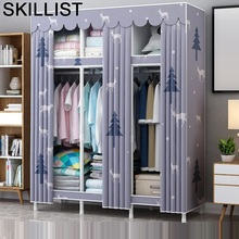 La Casa Tela Ropero Closet Storage Szafa Rangement Chambre Ropa Armario Bedroom Furniture Cabinet De Dormitorio Mueble Wardrobe