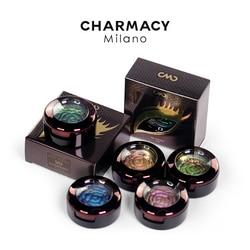 CHARMACY 6 цветов, которые могут изменить свой цвет теней для век пигмент «Duochrome» глаз тени для век, хайлайтер, тени для век, Водонепроницаемый бл...