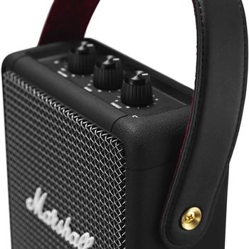 Portable wireless bluetooth speaker rock retro audio speakers for stockwell i ii BT bass Speaker Black Play time 20+h 2