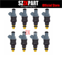 8pcs Free shipping CNG 1600cc high performance fuel injector 0280150842 0280150846 for BOSCH Mazda RX7 racing car truck
